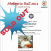 100% Sold-out for Malaysia Ball 2015