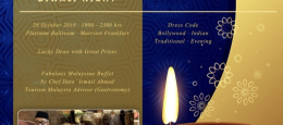 "MCD Gala 2019 :: 26th October :: Theme ""Divali"""